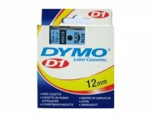 DYMO D1 45011 blau/transparent