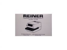 REINER cartouche à ruban 470-485 rouge