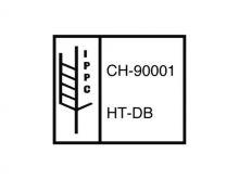 Rollstempel mit IPPC 43 x 37 mm
