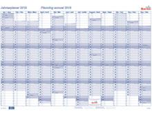 Tableau de planning annuel BEREC B-5670 / 2..