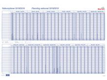 Tableau de planning saisonnier BEREC B-5701..