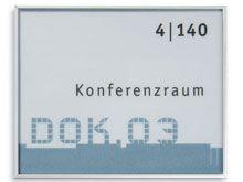 NEWAGE Türschild 5004 (NA5004)