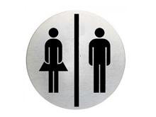 """WUWI Piktogramm """"WC-Damen/Herren"""" klassisch"""