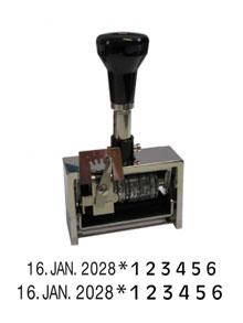 Reiner Dateur-Folioteur modèle 9