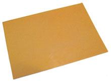 Gummi-Unterlage für Metallstempel, Format A4