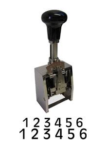 Reiner B  Numeroteur 6-stellig