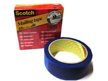 3M SCOTCH ruban sécurité no 820 Secure Tape