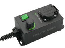 Régulateur de tension électrique