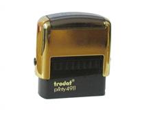 TRODAT Printy 4911 Gold