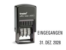 TRODAT Printy Dater 4850.L1