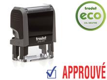 """TRODAT Office Printy 4.0, """"APPROUVÉ"""""""