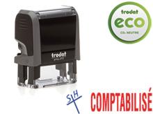 "TRODAT Office Printy 4.0, ""COMPTABILISÉ"""