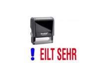 TRODAT Office Printy EILT SEHR