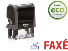 "TRODAT Office Printy 4.0, ""FAXÉ"""