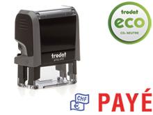"TRODAT Office Printy 4.0, ""PAYÉ"""