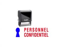 """TRODAT Office Printy 4.0, """"PERSONNEL - CONF.."""