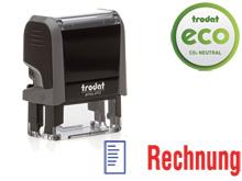 TRODAT Office Printy Rechnung
