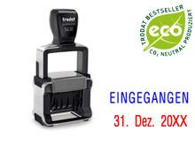 "TRODAT Professional Dater 5430.L1 ""EINGEGAN.."