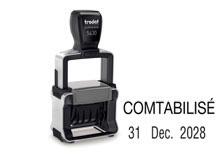"TRODAT Professional Dater 5430.L3-f ""COMTAB.."