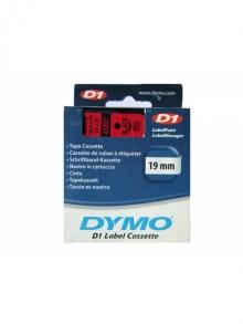 DYMO D1 45800 schwarz/transparent