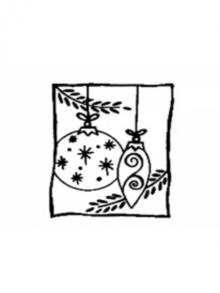 WUWI Handstempel mit Sujet Nr. 17