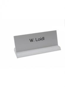 Stellschild WUWI, 1-zeilig, 80 mm