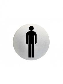 """WUWI Piktogramm """"WC-Herren"""" klassisch"""