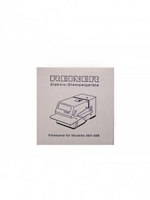 REINER cartouche à ruban pour 360-388, 60 mm