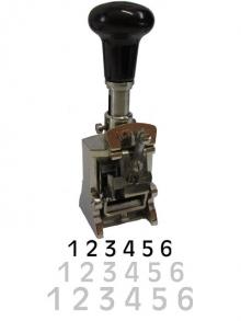 REINER Numeroteur A1,  6-stellig