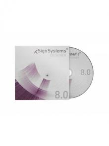 SignSystems Designer 8.0 (SW2000)