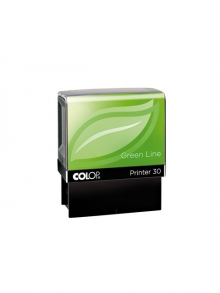 COLOP Printer 30 Green Line