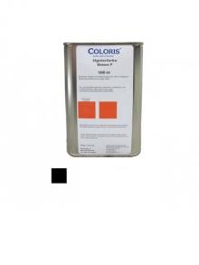 COLORIS Beton-Signierfarbe P 1000ml schwarz