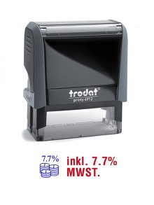 TRODAT Office Printy inkl. 7.7% MWST.