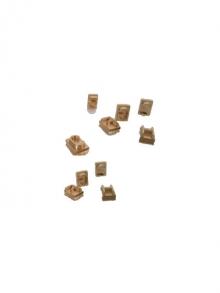 Satz Haltestücke zur Fixierung von Einzel- und Blocktypen (10 mm)